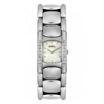 Ebel 9057a28/981050 Beluga Manchette in Steel with Diamond...