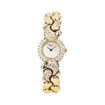 Chopard 43/5978 Casmir in Yellow Gold with Diamond Bezel - On...