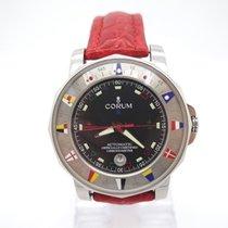 Corum Admirals Cup Automatik Chronometer Stahl