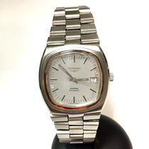 Longines Admiral Automatic Stainless Steel Men's Watch In Box