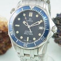 Omega Seamaster Professional 300 M James Bond Quarz Herrenuhr...