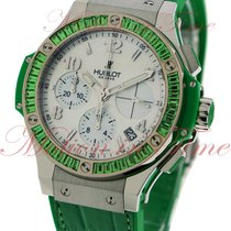 "Hublot Big Bang Tutti Frutti ""Green Apple"", Mother of..."