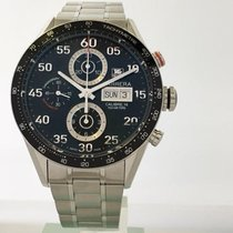 TAG Heuer Carrera Day Date Chronograph Automatik 43 CV2A10.BA0796