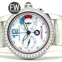 Girard Perregaux Lady's BMW Oracle Chronograph with Diamond Bezel