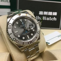 Rolex Cally - 116622 Yacht-Master Silver Dial 40mm