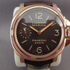 Panerai Luminor Marina 8 Days Pink Gold PAM511 / 44mm