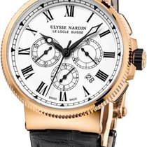 Ulysse Nardin Marine Chronograph Manufacture 43mm 1506-150/LE