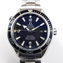 歐米茄 (Omega) 42mm Seamaster Planet Ocean 600m CO-Axial black...