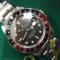 Rolex GMT Master II - 16760 - Fat Lady - Coke - SUPER FULL SET