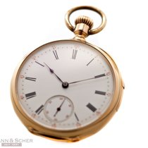 Patek Philippe Pocket Watch Quarter Repeater 18k Rose Gold...