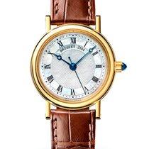 Breguet Brequet Classique 8067 18K Yellow Gold Ladies Watch