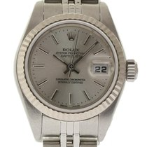 Rolex Datejust 26mm 79174 Stainless Steel Silver 2004 Box/Pape...