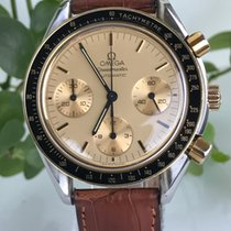 Omega Speedmaster  Gold /Steel