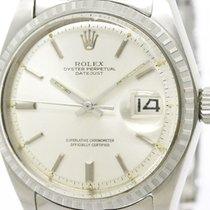 ロレックス (Rolex) Vintage Rolex Datejust 1603 Steel Automatic Mens...