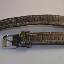 Breitling Kroko Leder Armband Band 20mm 20-16 Für Dornschliess...