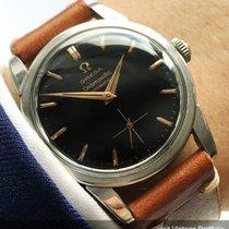 Omega Seamaster Automatik Automatic Vintage Calatrava black dial