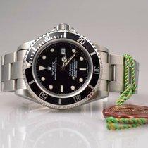Rolex Sea-Dweller 16600T perfekte Facette 2004 ohne Löcher - Box