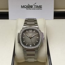 Patek Philippe 7018/1A Steel Nautilus Grey Dial [NEW]