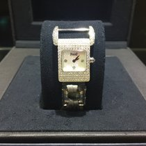 피아제 (Piaget) Miss Protocole 18k White Gold Diamonds G0A25022