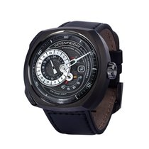 Sevenfriday Men's Q3/01 Q-Series Automatic  44,3x49,7 FSC...