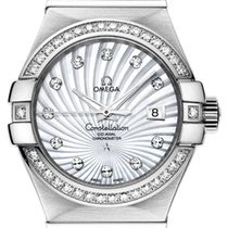 Omega Constellation Co-Axial Automatic 31mm 123.55.31.20.55.003