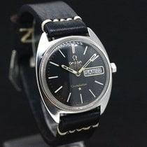 Omega Constellation  Chronometer  Weiss Gold Lünette cal 751...