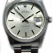 Rolex Oyster Date Precision 6694 Box and Papers circa 1989