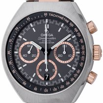 Omega - Speedmaster Mark II Chronograph : 327.20.43.50.01.001