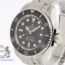 Rolex Sea-Dweller Deepsea 116660 Box & Swiss Papers July 2015