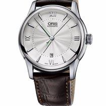 Oris Men's 733 7670 4071-07 5 21 70FC Artelier Watch
