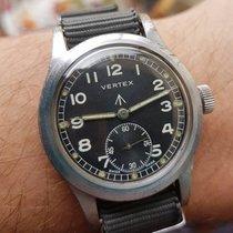 Vertex military British military issue wristwatch www dirty...