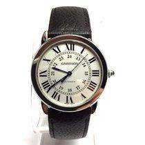 Cartier Ronde Solo Steel Automatic Men's Watch Cartier...