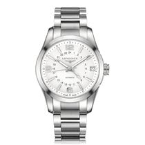 Longines Conquest Classic Stainless Steel Automatic Mens Watch...