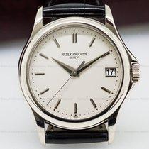 Patek Philippe 5127G Calatrava Automatic 18K White Gold (27080)