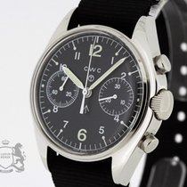 CWC Cabot Watch Swiss Made NOS Military Chronograph Cal. Val