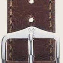 Hirsch Forest Uhrenarmband braun M 17900210-2-18 18mm