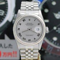 Rolex Datejust Stahl Ref :16234 Rolex Box von 1997