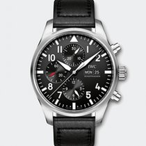 IWC Chronographe Pilot (New Fullset)
