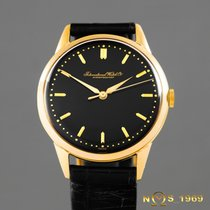IWC Cal.89 Manual  18K  GOLD  1953 YEAR MEN'S