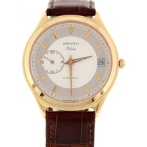 ゼニス (Zenith) Men's Zenith Elite 18K Rose Gold 17.0040.680