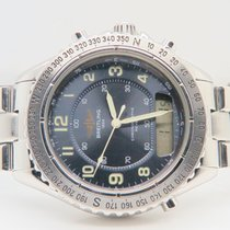 Breitling Intruder Alarm Chronograph Rare Watch