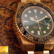 Rolex GMT Master II oro giallo