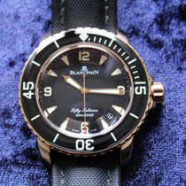 블랑팡 (Blancpain) Fifty Fathoms