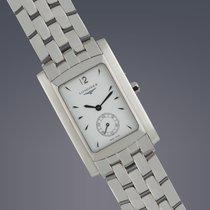 Longines Dolce Vita stainless steel quartz watch