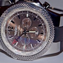 Breitling Bentley GMT Special Edition Stainless Steel Automatic