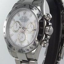 Rolex Daytona 116520 white