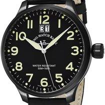 Zeno-Watch Basel Super Oversized SOS Big Date 6221-7003-BKA1