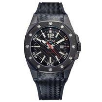 Davosa Swiss Titanium 16156255 Black Men Wrist Watch Genuine...