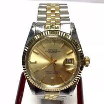 Rolex Oyster Perpetual Datejust 2 Tone Chronometer Mens/unisex...