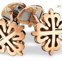 Patek Philippe Calatrava Cross Cufflinks Rose Gold - 205.9083R5